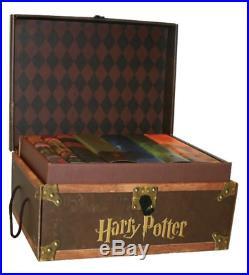 Harry Potter Hardcover Boxed Set, Books 1-7 (New)