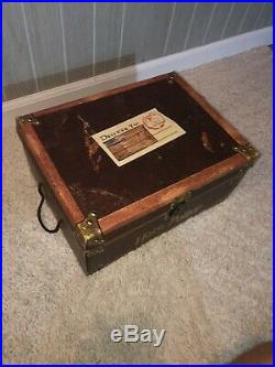 Harry Potter Hardcover Volume 1-7 Box Set in Trunk by J. K. Rowling! FREE SHIP