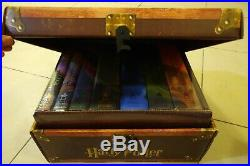 Harry Potter Limited Edition Trunk Books Box Set NEW SEALED UNOPENED