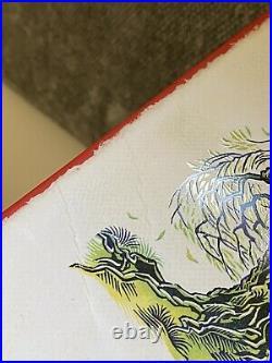 Harry Potter Signature Edition 1st prints Hardback Books Complete Box Set