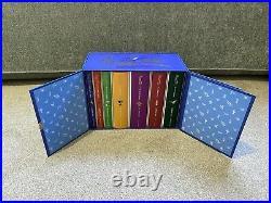 Harry Potter Signature Edition Hardback Books Complete Box Set