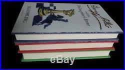 Harry Potter Signature Edition J. K. Rowling Hardback Boxed Set good condition