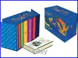 Harry Potter Signature Hardback Box Set by J. K. Rowling (2011, Quantity pack)