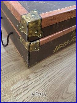 Harry Potter US Trunk Hardback Box Set Books #1-7 American Editions Gift Set
