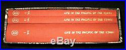 Hawaii LIFE IN THE PACIFIC OF THE 1700s 3V HC Boxed Set 2006 SCARCE