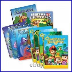 Horizons Preschool Complete Homeschool Multimedia Set Alpha Omega NEW