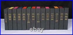Ian Fleming / A COMPLETE SET OF 14 FLEMING BOND 007 NOVELS Custom Clamshell Box