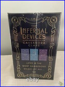 Illumicrate Infernal Devices Shadowhunters Archives Boxed Set Cassandra Clare