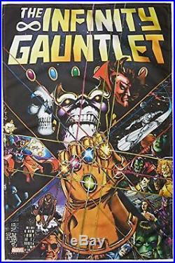 Infinity Gauntlet Box Set Slipcase