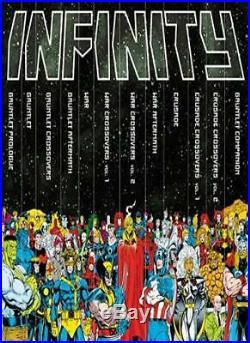 Infinity Gauntlet Box Set Slipcase, Starlin, Perez 9781302909185 New