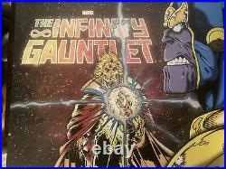 Infinity Gauntlet Hardcover Box Set. Marvel Comics