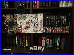Infinity Gauntlet Slipcase Box Set Brand New Sealed Marvel Comics Thanos