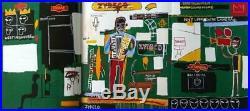 JEAN MICHAEL BASQUIAT NEW HUGE BOX SET WITH FOLDOUTS 500pp TASCHEN XXL