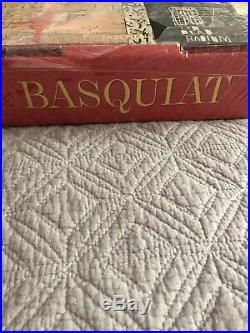 JEAN MICHAEL BASQUIAT NEW HUGE BOX SET with FOLDOUTS TASCHEN XXL NEW