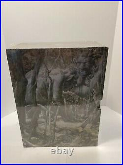 JRR Tolkien Lord of The Rings Alan Lee Illustrated 3 Volumes Hardcover Box Set