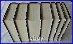 J. K. Rowling Harry Potter Boxed Set (adult Edition) All Seven Books Hc Dj Case