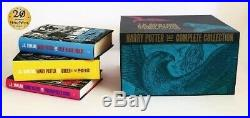 J. K. Rowling Harry Potter The Complete Collection 7 Books Box Set NEW Rowling J