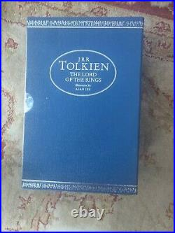 J. R. R. Tolkien The Centenary 1892-1992 The Lord of the Rings Boxed Book Set
