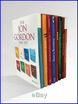 Jon Gordon Box Set by Jon Gordon (English) Hardcover Book Free Shipping