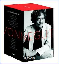 Kurt Vonnegut The Complete Novels 4C Box Set The Library of America Collection