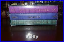Little House on the Prairie by Laura Ingalls Wilder New Sealed Hardcover Box Set