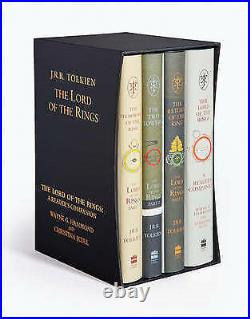Lord Of The Rings Boxed Set 60th Ann Edn
