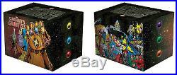 Marvel Comics Avengers INFINITY GAUNTLET Box Hardcover Slipcase Set MINT NEW