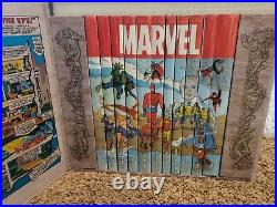 Marvel Famous Firsts Box Set Slipcase Hardcover 75th Omnibus Masterworks NEW