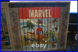 Marvel Masterworks Famous Firsts 75th Anniversary Hardcover Box Set RARE OOP