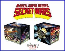 Marvel Super Heroes Secret Wars Battleworld Box Set VeryGood