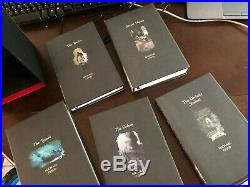 Michael Cisco Centipede Press 5 book boxed set (unsigned/ unnumbered)