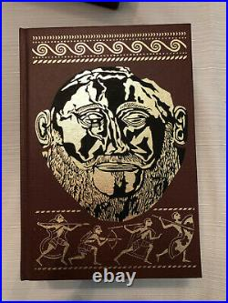 Minoans and Myceneans (Folio Society, 2 volume boxed set). Rare set-like new