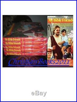 My Bible Friends Etta Degering 5 vol set + Video DVD all 5 books NEW in BOX