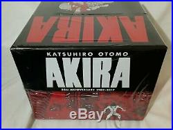 NEW Akira 35th Anniversary 2017 Sealed Manga Box Set Kodansha Comics SOLD OUT