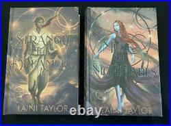 NEW Litjoy Strange the Dreamer Muse of Nightmares Duology Box Set Laini Taylor