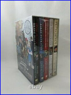 NEW Rush Revere Set of 5 Boxed Volume Collection Hardcover Book Limbaugh Kid