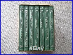 Narnia Folio box set, C. S. Lewis, 1998, 3rd printing