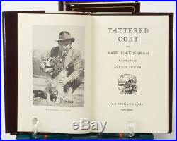 Nash Buckingham Ltd Ed 7 Vol. Box Set Hunting Shooting & Fishing Books 619/2500