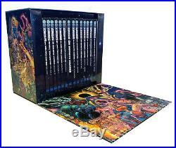 New Crisis on Infinite Earths Box Set Hardcovers Global Shipping