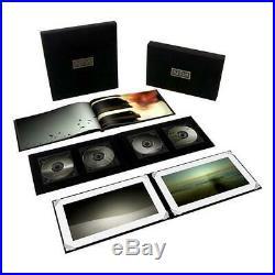 Nine Inch Nails Ghosts I-IV 4LP Vinyl Box Set Hardcover Book NIN Signed New