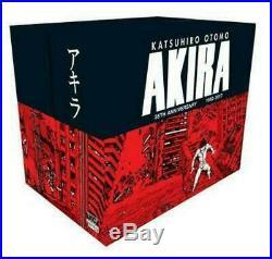 Otomo Katsuhiro AKIRA 35th Anniversary Box Set