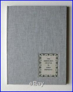 Pegana Press Lord Dunsany Lost Tales 3 Volume Box Set
