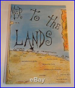 Planescape Box Set TSR 2610 A Player's Primer to the Outlands (Complete NM)
