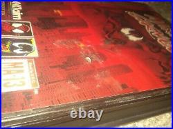 QVC SpiderMan Maximum Carnage Marvel Pin, Comic, Sega Genesis 1994 Box(less) Set