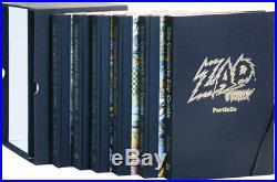 Robert CRUMB / Complete Zap Comix Boxed Set 5 vols + Portfolio 1st Edition 2014