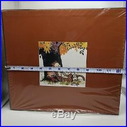 SEALED The Complete Calvin and Hobbes Hardcover Box Set 3 Books Bill Watterson