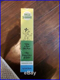 SEALED Walt Disney's Uncle Scrooge Gift Box Set OOP Rare MInt Carl Barks