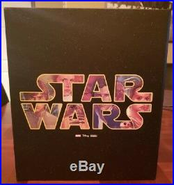 STAR WARS 12-BOOK BOX SET SLIPCASE (2017, Hardcover) BRAND NEW