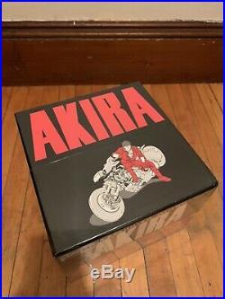 Sealed Akira 35th Anniversary Complete Hardcover Box Set
