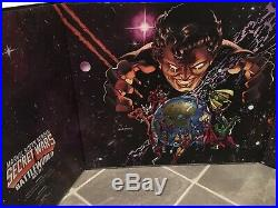Secret Wars Battleworld Box Set. 11 Hardcovers! 3568 Total Pages